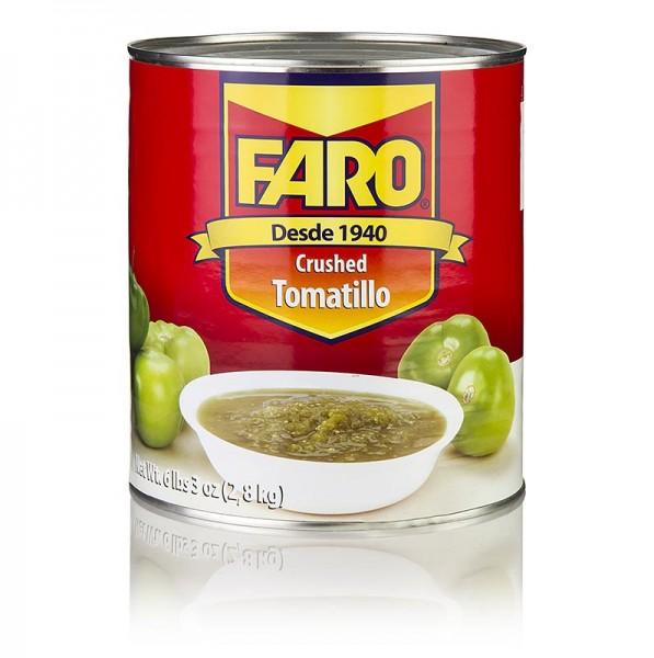 Frugo - Tomatillo - grüne Tomaten Püree
