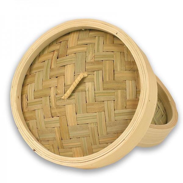 Deli-Vinos Kitchen Accessories - Deckel für Bambusdämpfer ø 15cm außen ø 13cm innen 6 inch