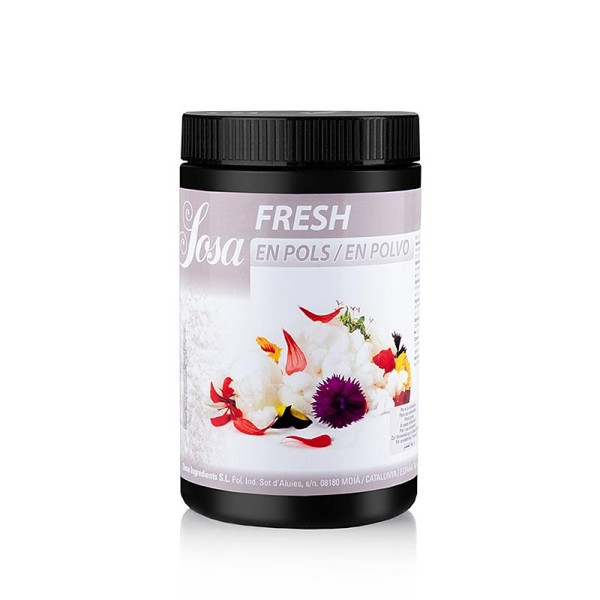 Sosa - Sosa Fresh (Erythrit / minziger Zucker/ falscher Schnee Puder)