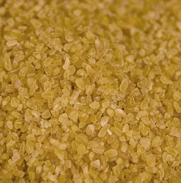 Deli-Vinos Mehl + Getreide - Bulgur hell - geschälte & gedämpfte Weizengrütze grob