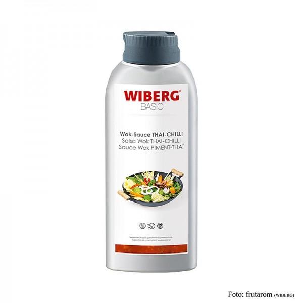 Wiberg - WIBERG BASIC Wok Sauce Thai Chilli (Chili) Squeezeflasche