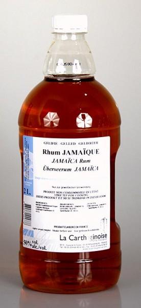 La Carthaginoise - Rum Jamaika 50% vol. dickflüssig für Patisserie & Eisherstellung
