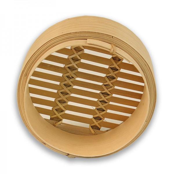 Deli-Vinos Kitchen Accessories - Unterteil Bambusdämpfer ø 15cm außen ø 13cm innen 6 inch