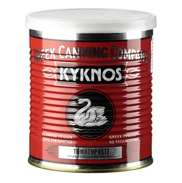 Kyknos - Tomatenmark doppelt konzentriert mindestens 28% von Kyknos/Griechenland