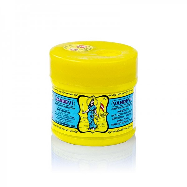 Deli-Vinos Asia - Asant-Würzmittel (Yellow Powder-Teufelsdreck-Hing-Asafoetida)