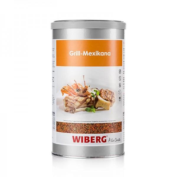 Wiberg - Wiberg Gewürzsalz Grill Mexikana