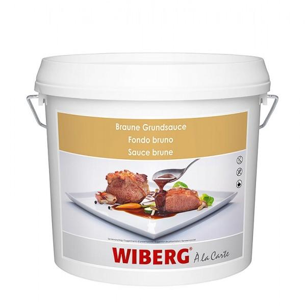 Wiberg - WIBERG Braune Grundsauce pastös für 15 Liter