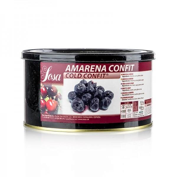 Sosa - Sosa Amarena Kirschen ganz konfiert 1.7kg (44200738)