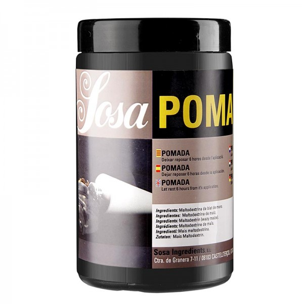 Sosa - Pomada (Maltodextrin aus Mais) als Geliermittel
