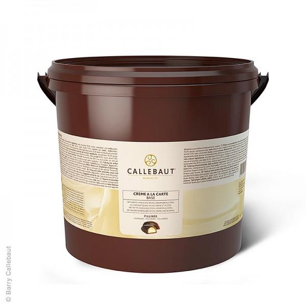 Callebaut - Creme a la Carte - Natur/ Basis Ganache Callebaut