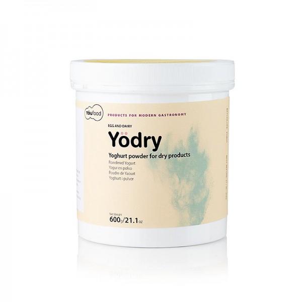 TÖUFOOD - YÖDRY Joghurtpulver / Texturgeber TÖUFOOD (Yoghurt Yopol)