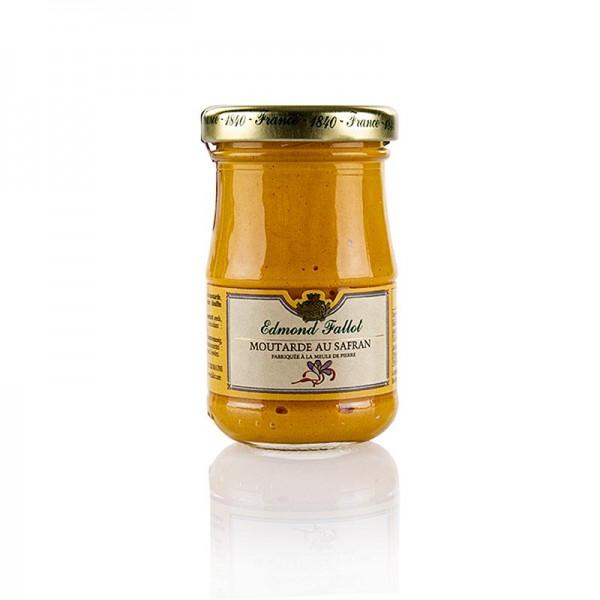 Fallot - Dijon Senf fein mit Safran 100ml Fallot