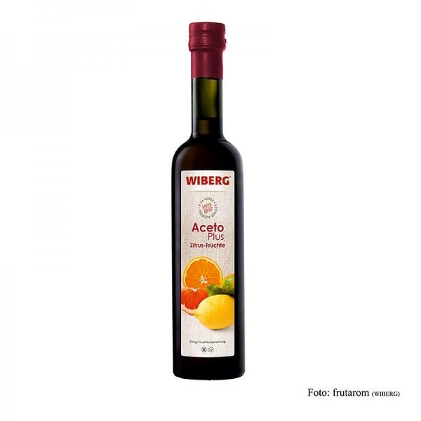 Wiberg - Wiberg Aceto Plus Zitrus Früchte 4.6% Säure
