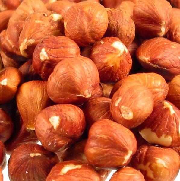 Deli-Vinos Snack Selection - Haselnüsse ungeschält braun
