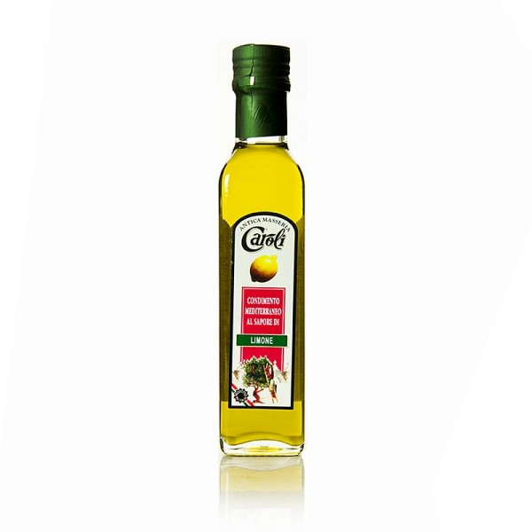 Caroli - Caroli - Olivenöl Extra Vergine mit Zitrone
