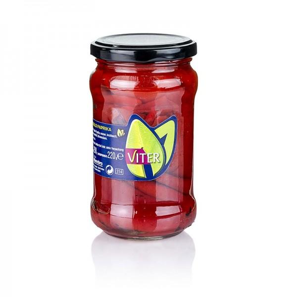 Deli-Vinos Legumes - Pimientos del piquillo geschälte Paprika
