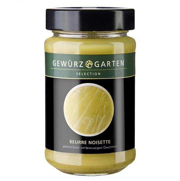 Gewürzgarten Selection - Gewürzgarten Beurre Noisette geklärte Butter mit feinnussigem Geschmack