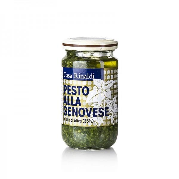 Alis - Pesto alla Genovese Basilikum-Sauce Casa Rinaldi