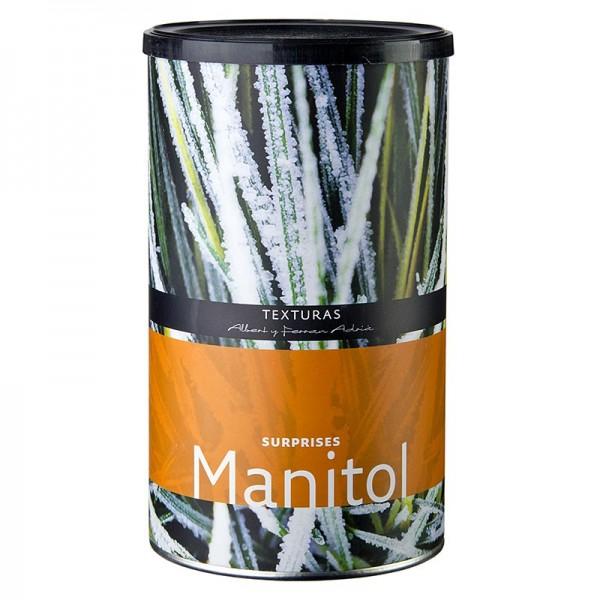 Texturas Albert y Ferran Adria - Manitol (Mannit) Zuckerausstauschstoff Texturas Ferran Adrià E 421