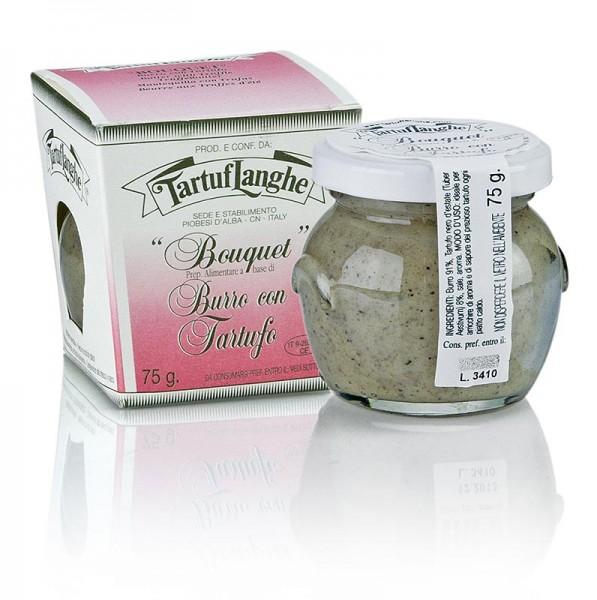 Tartuflanghe - TARTUFLANGHE Trüffel-Butter-Zubereitung mit Sommertrüffel