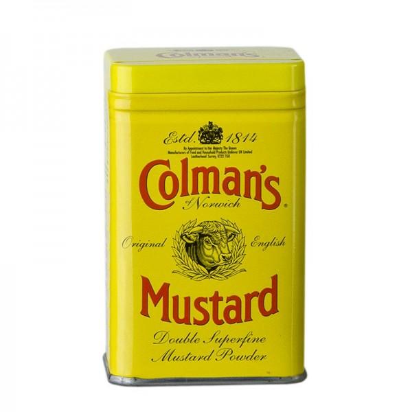 Colman - Senf-Pulver Colman 113g England
