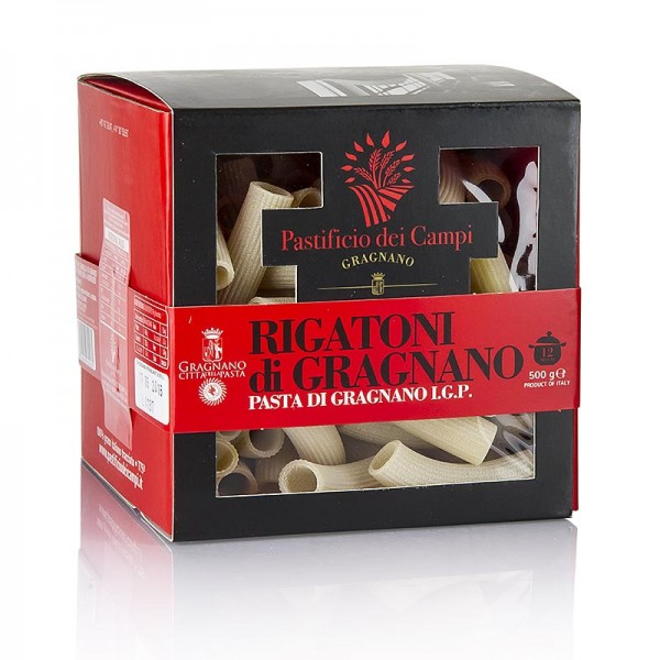 Pastificio dei Campi - Pastificio dei Campi - No.28 Rigatoni Pasta di Gragnano IGP