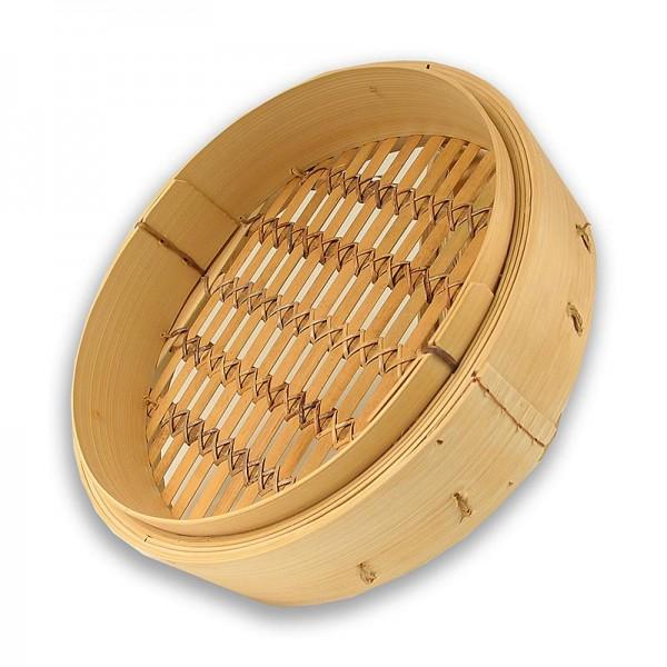 Deli-Vinos Kitchen Accessories - Unterteil Bambusdämpfer ø 35cm außen ø 33cm innen 14.5 inch