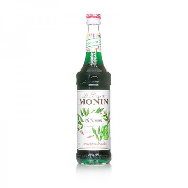 Monin - Pfefferminz-Sirup grün