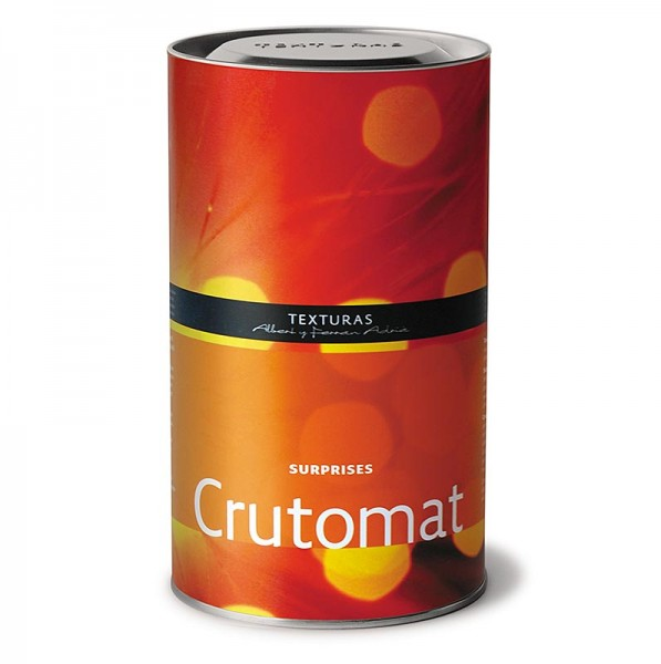 Texturas Albert y Ferran Adria - Crutomat (Tomatenflocken) Texturas Surprises Ferran Adrià