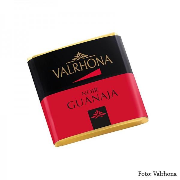 Valrhona - Carré Guanaja - Bitterschokoladentäfelchen 70% Kakao