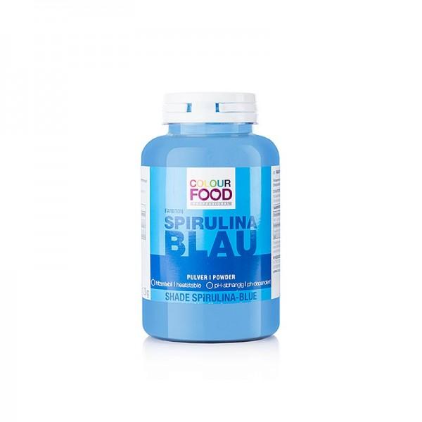 Colour Food - ColourFood Lebensmittelfarbe - Spirulina Blau Pulver fettlöslich vegan
