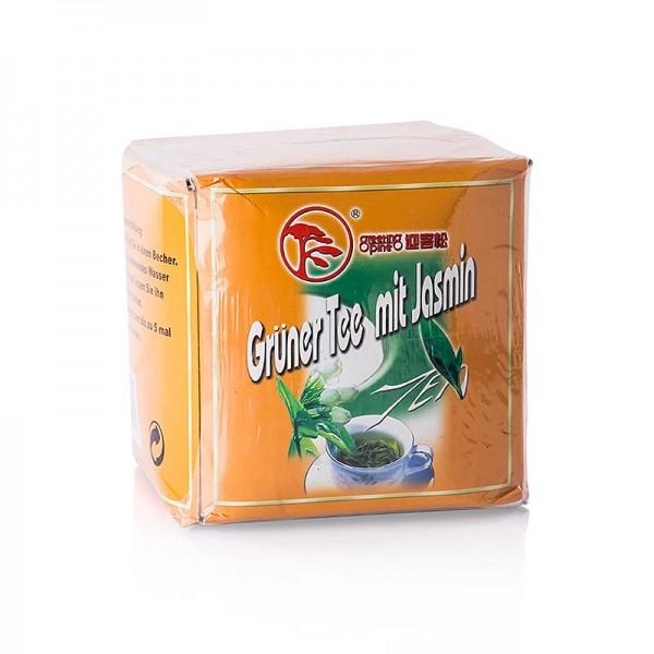 Gewürzgarten Selection - Grüner Tee mit Jasminblüten lose