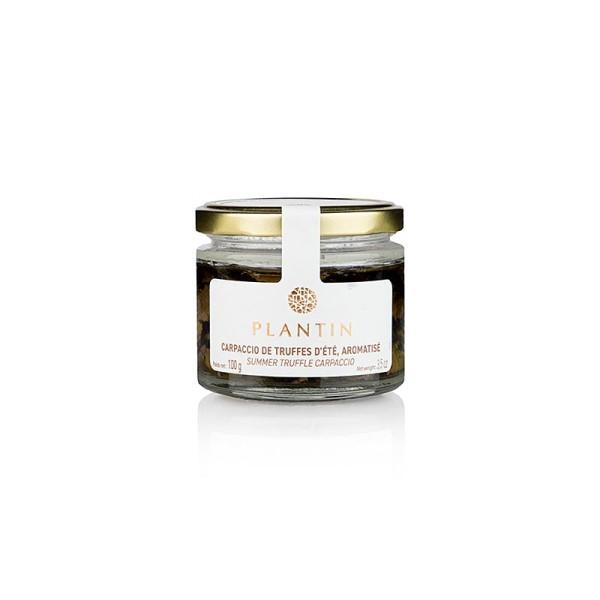 Plantin - Trüffel-Carpaccio vom Sommertrüffel Plantin