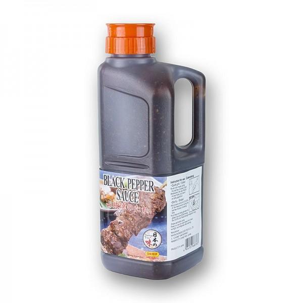 Deli-Vinos Asia - Sanzoku - Schwarzer Pfeffer Sauce Dip/Marinade