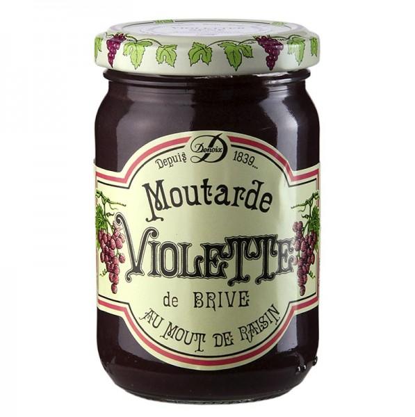 Moutarde Violette - Violetter Senf Moutarde Violette