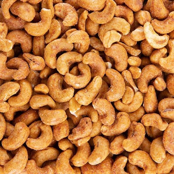Deli-Vinos Snack Selection - Cashewkerne mit Rauchgewürz