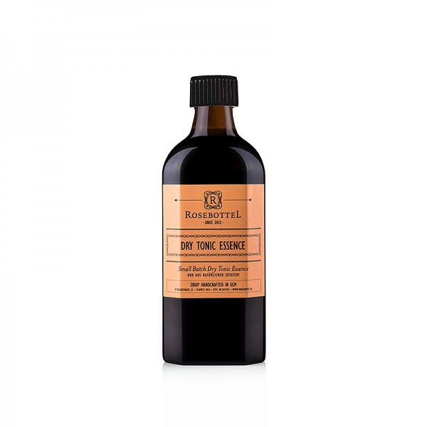 Rosebottel - Rosebottel Dry Tonic Essence (Essenz) Sirup