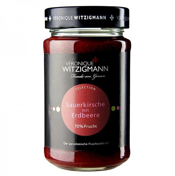 Veronique Witzigmann - Sauerkirsche mit Erdbeere - Fruchtaufstrich