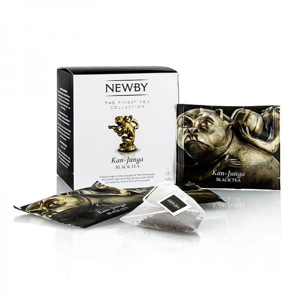 Newby Tea - Newby Tea Kan Junga schwarzer Tee aus Nepal