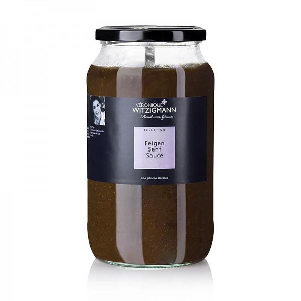 Veronique Witzigmann - Feigen-Senf Sauce