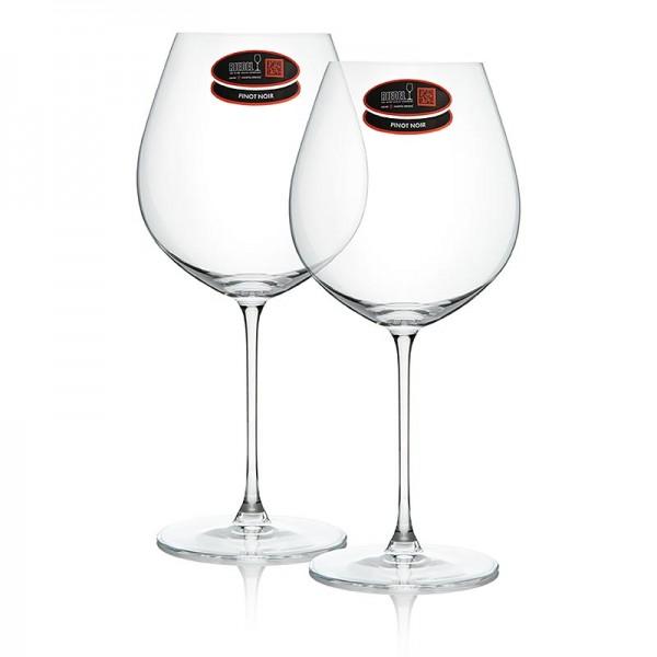 Riedel Veritas - Riedel Veritas Glas - Alte Welt Pinot Noir (6449/07) im Geschenkkarton