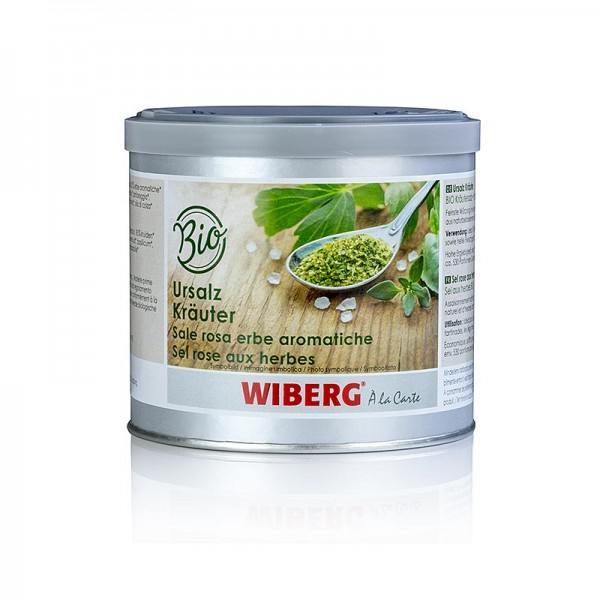 Wiberg - Ursalz Kräuter BIO-Kräutersalz