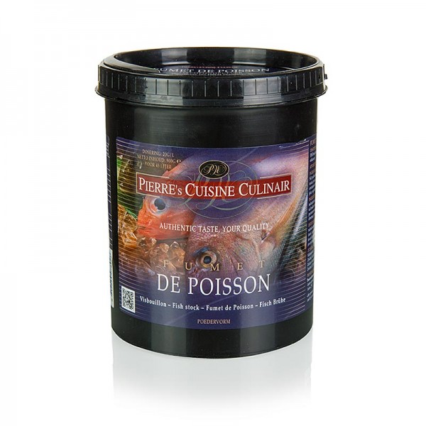 Pierres Cuisine Culinair - Pierre´s Cuisine Culinair Fumet de Poisson Fisch Fond Pulver ca. 45 l