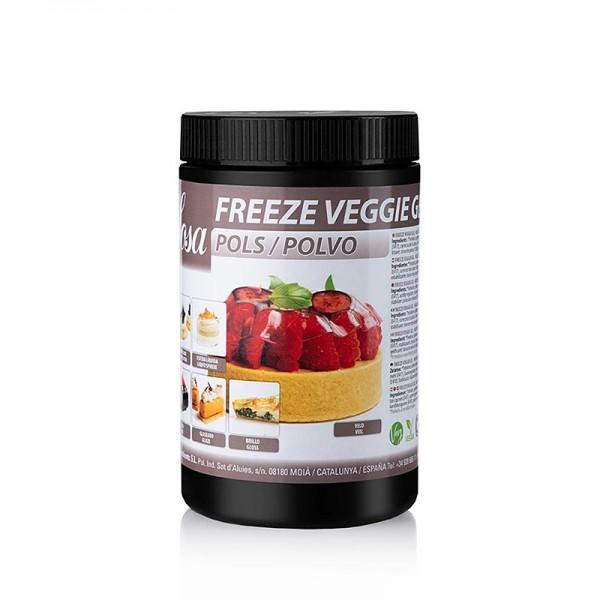 Sosa - Sosa Freeze Veggi-Gel Transparente Gelatine und frostsicher