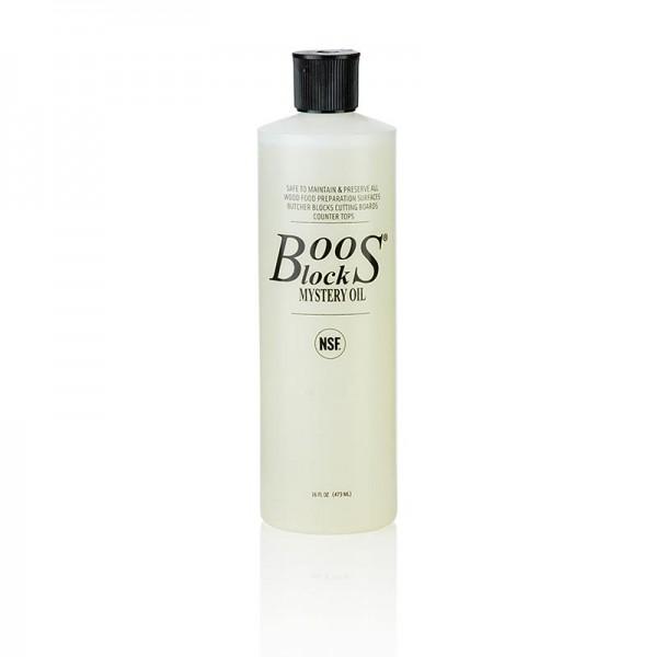 Boos - Boos Block Mystery Oil Pflegeöl mit Lein- und Orangenöl