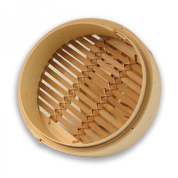 Deli-Vinos Kitchen Accessories - Unterteil Bambusdämpfer ø 20cm außen ø 18cm innen 8 inches