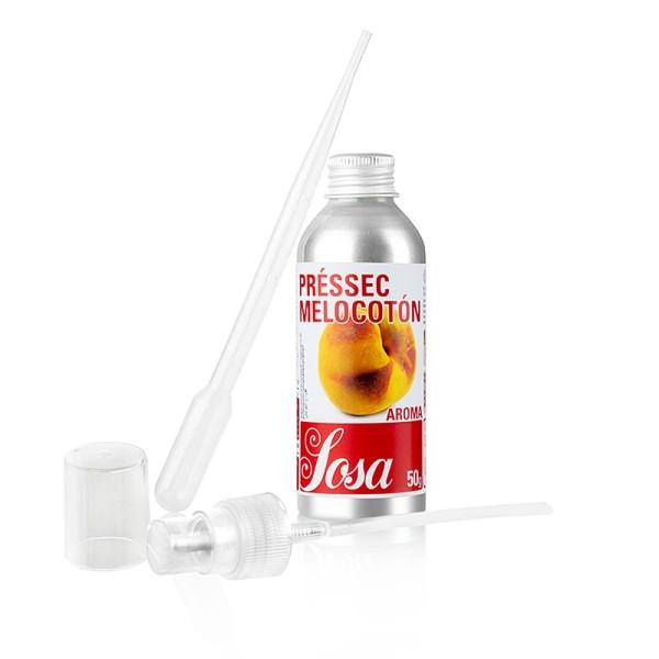 Sosa - Aroma Pfirsich flüssig