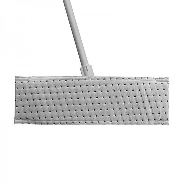 Turbo Clean - Turbo-Clean Mopp Grauer Lobbyhelfer Mopp für Flüssigkeiten 50cm