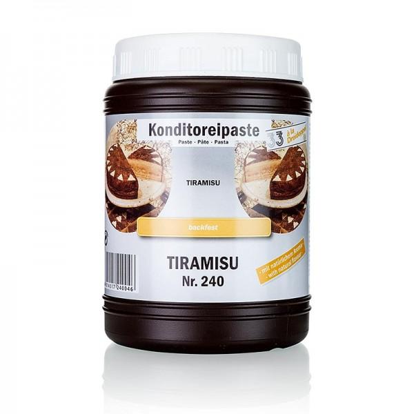 Dreidoppel - Tiramisu-Paste von Dreidoppel No.240