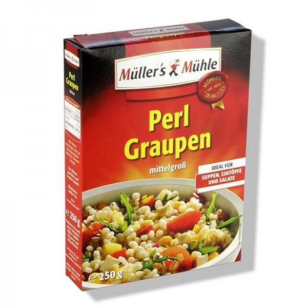 Müllers Mühle - Perlgraupen mittel